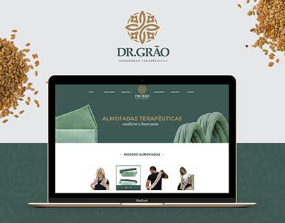 Dr. Grão - Almofadas Terapêuticas