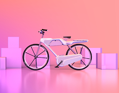 YOLO bike - speculative design concept