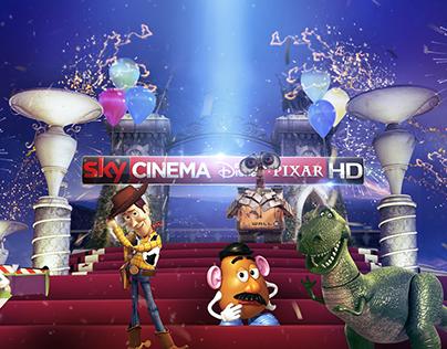 IDENT - Sky Cinema Pixar - 2016