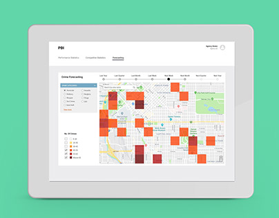 Design for Police Business Intelligence Platform