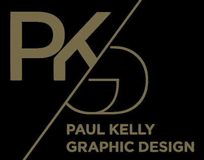 Paul Kelly Graphic Design (PKGD) Brand Identity