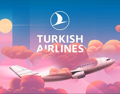 Türk Hava Yolları 23 Nisan