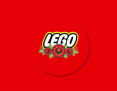 Lego / городецкая роспись / модельеры