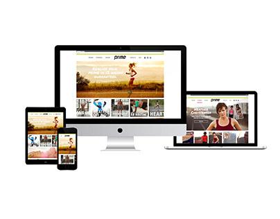 Prime Transformation Website