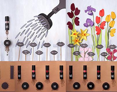 HIRO Cosmetics –Spring Awakening •Mother's Day