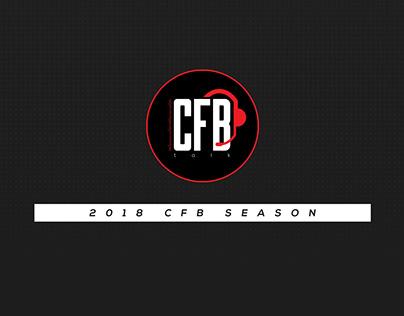 2018 CFB Season Graphics