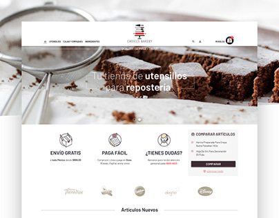 Choices Bakery Online Store