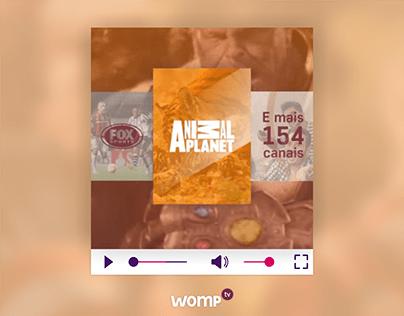 Vinheta - Womp TV