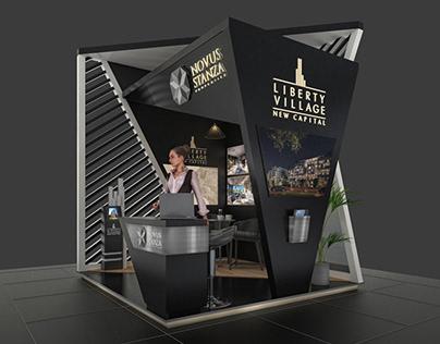 NOVUS STANZA Properties-Mall stand