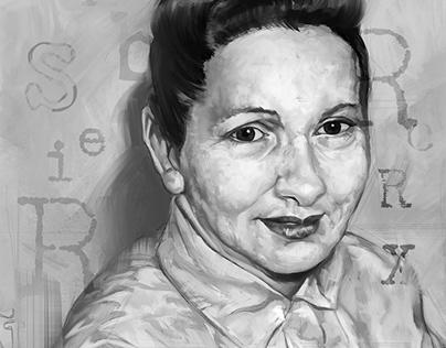 Portraits of great women