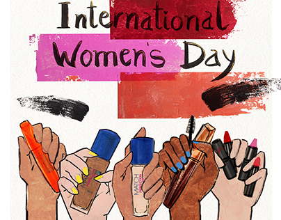 Rimmel London - International Women's Day
