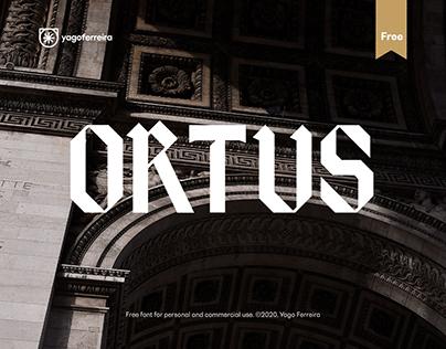 Ortus - Typeface