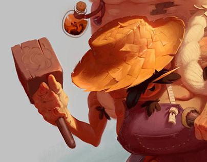 Raimundo, the fighting artisan