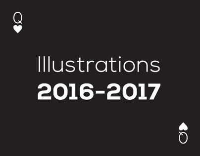 Illustrations 2016-2017