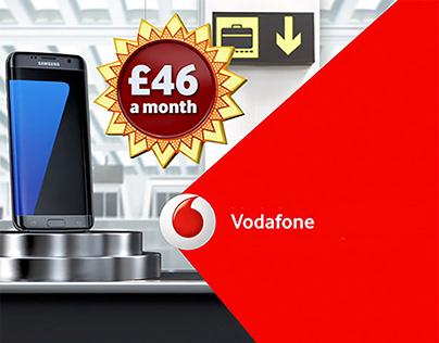 Vodafone - UK • CGI TV commercial
