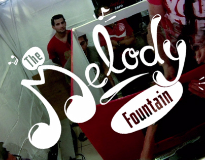 The Coca-Cola Melody Fountain