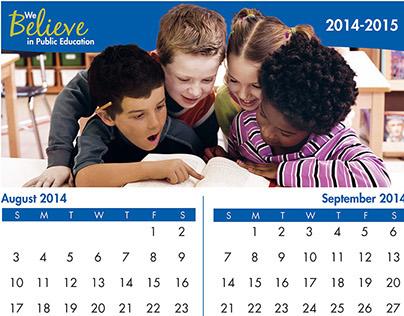 MEA 2014-2015 Calendars
