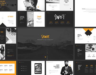 SAWIE Presentation template