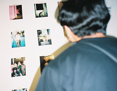 What went down on my first exhibition at Substation.