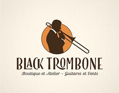 Black Trombone / 2016