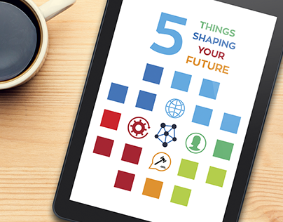 Brain+Trust ebook - 5 Things Shaping Your Future