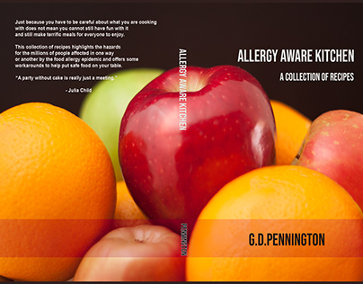 Allergy Aware Kitchen Cover