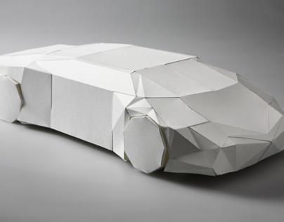 Paper Lambo