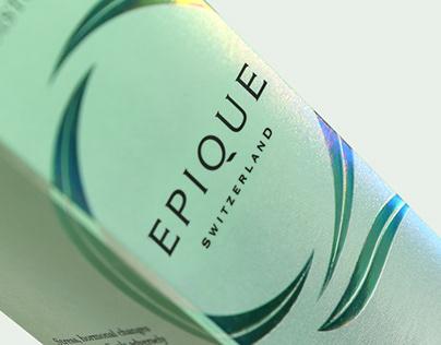 Epique packaging