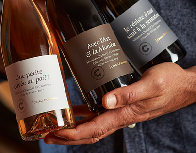 The Wines of Sébastien Chabal & Cellier des Chartreux