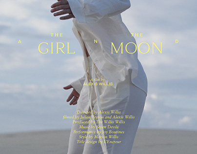The Girl And The Moon