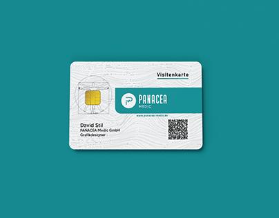 Visitenkarte PANACEA Medic GmbH