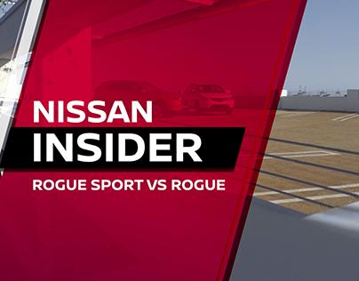 Rogue Sport vs Rogue