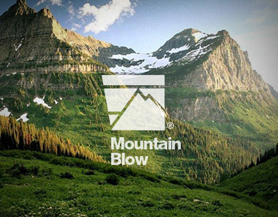 Mountain Blow™ E-commerce