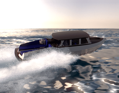 Yacht Tender (Placement Project)