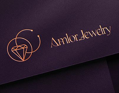 Amlor Jewelry Project - Diamond - Branding