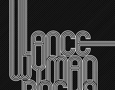 Lance Wyman Rocks