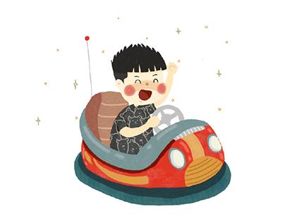 Bumper Car!