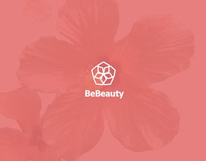 Bebeauty Online Store Logo