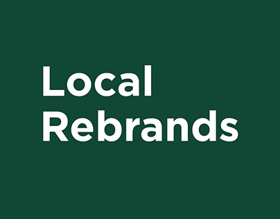Local Rebrands