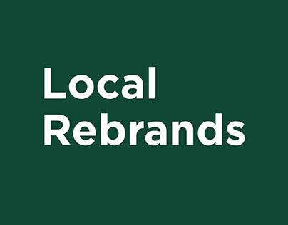 Local Rebrands