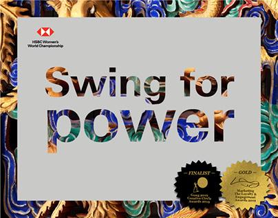 HSBC: Swing For Power