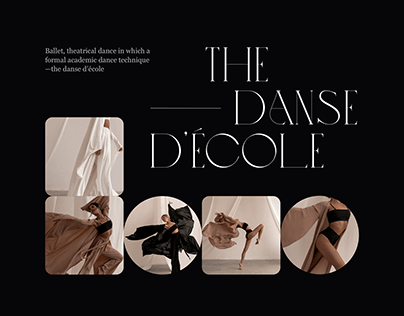 The Danse d'Ecole Exploration