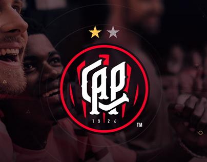 Redesign Marca Clube Atlético Paranaense