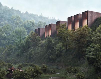 Casa Rural - RCR Architects - Spain