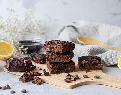 Healthy Sugar & Gluten Free Brownies