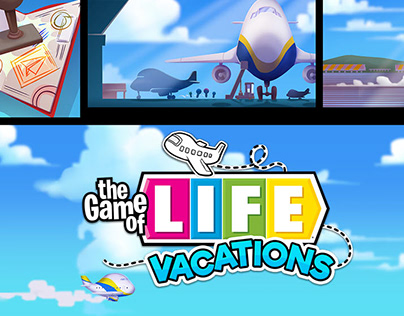 Game of Life:Vacations Intro