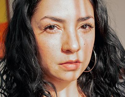 Fernanda. TEST SHOOTING
