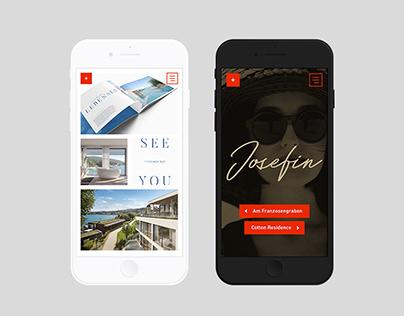 JAMJAM - UI Design