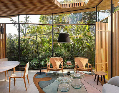 Breath House by Mariana Orsi Arquitetura + Design
