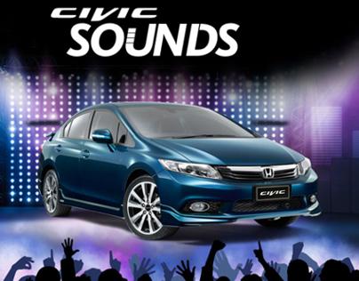 Honda – Civic Sounds